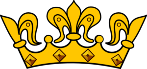 300x141 Free Crown Clip Art Is Fit For A King