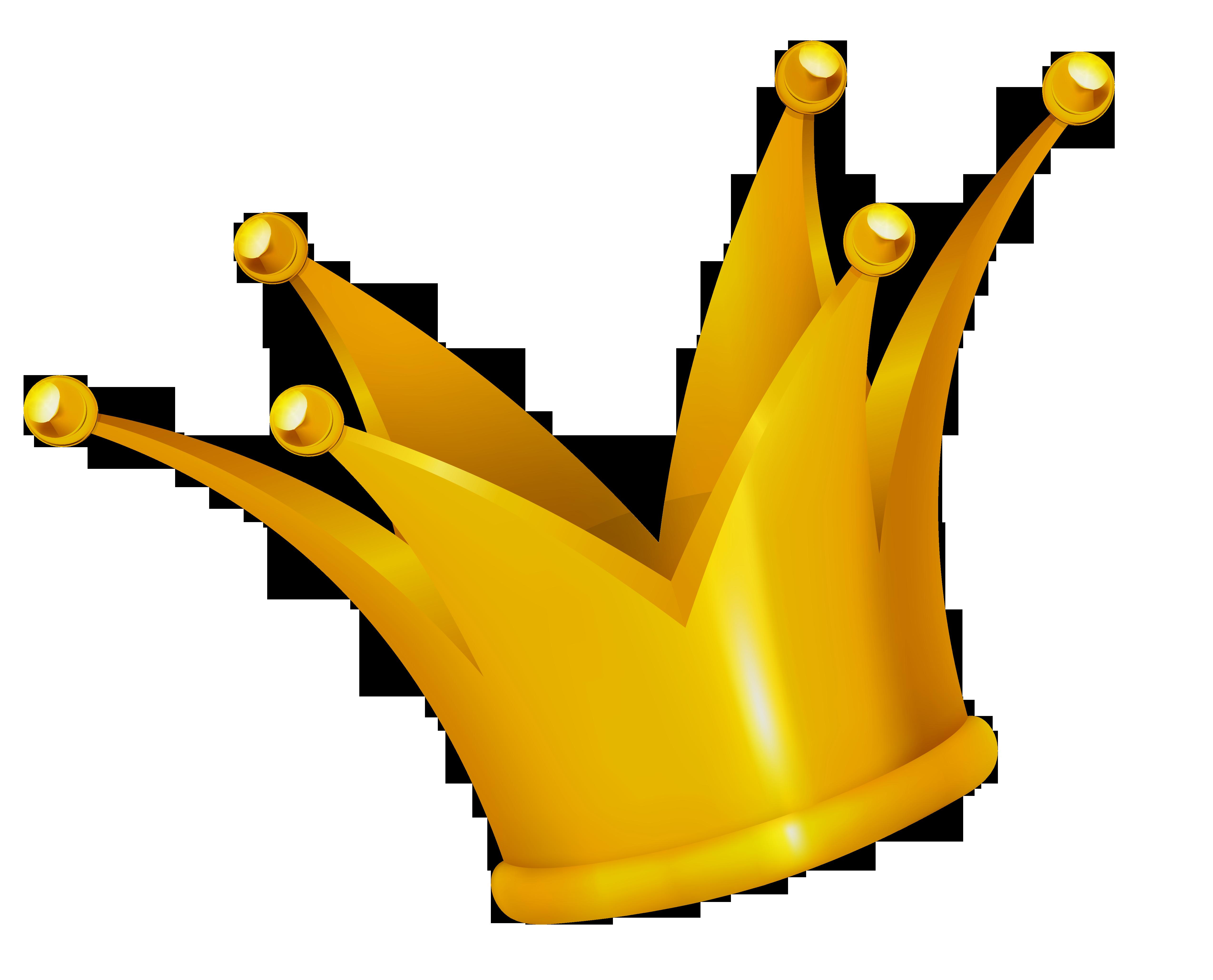 5098x4120 Gold Crown Clipart Clipartmonk