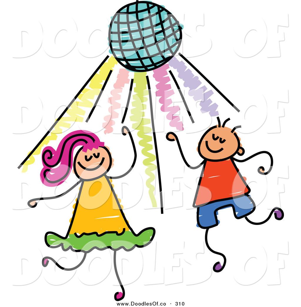 1024x1044 Kids Dancing Clip Art