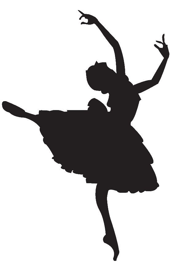 592x869 Dance Ballet Clipart