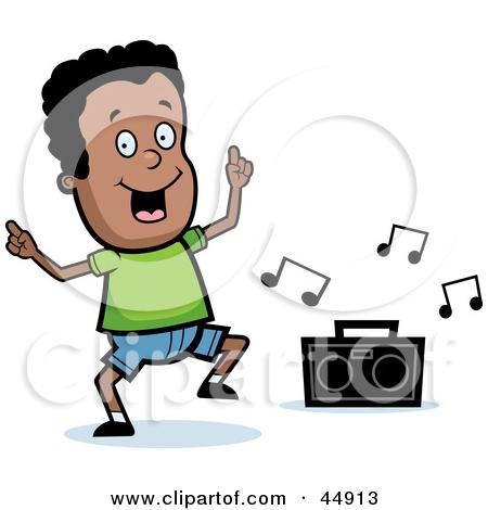 450x470 Freeze Dance Clipart