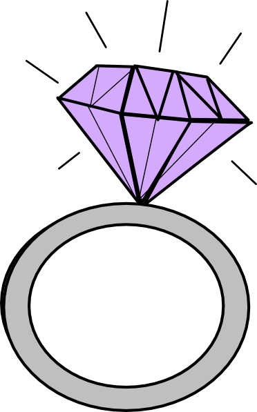 372x597 Cartoon Diamond Ring Fresh Diamond Ring Clip Art