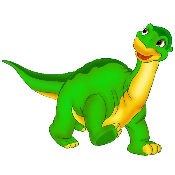 Cartoon Dinosaur Clipart