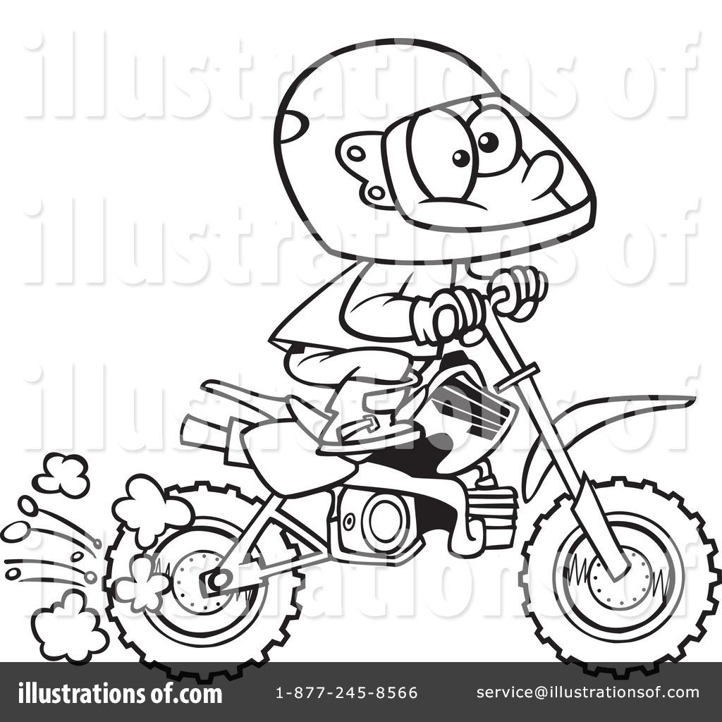 1024x1024 Dirt Bike Clipart
