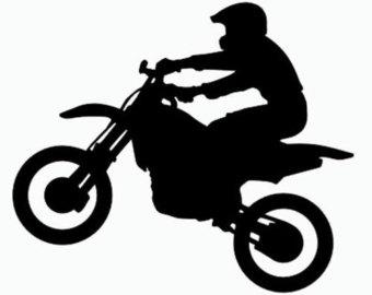 340x270 Dirt Bike Clipart