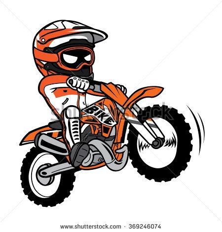 af1d1baf Cartoon Dirt Bike Pictures | Free download best Cartoon Dirt Bike ...