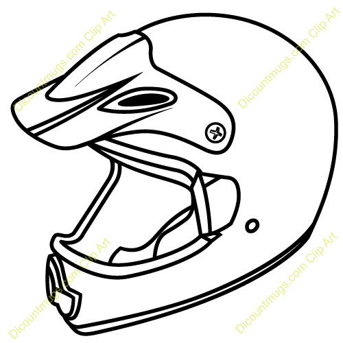 500x500 Helmet Clip Art