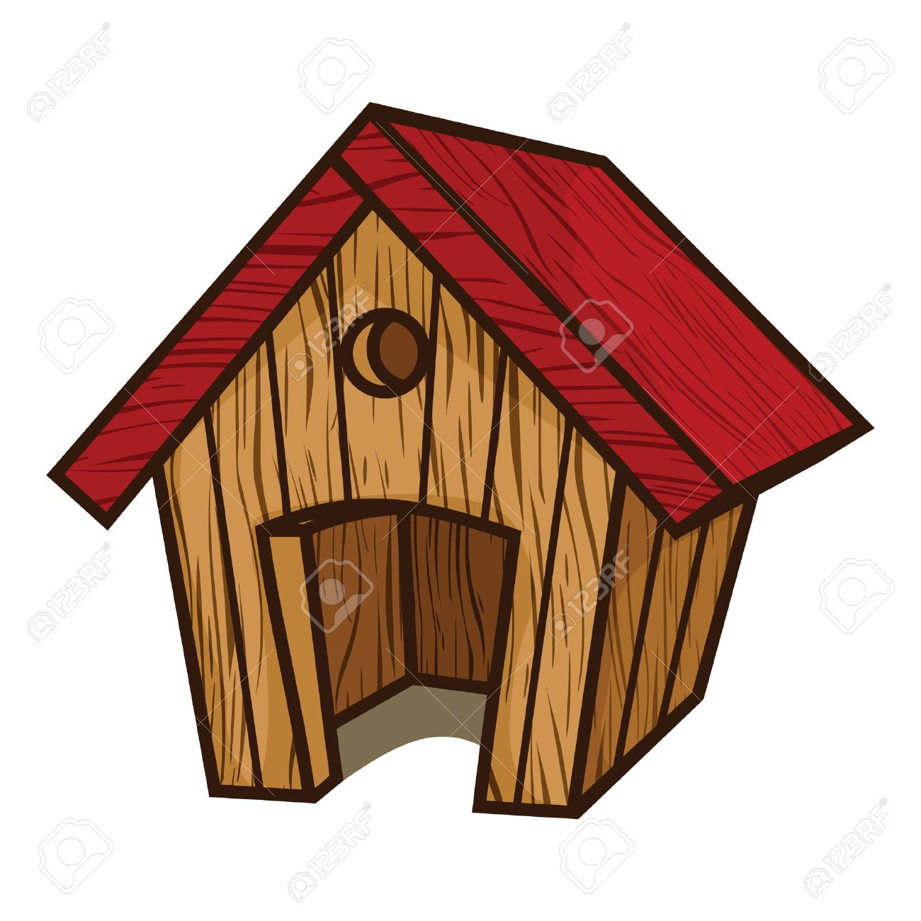 1300x1300 Shelter House Clipart