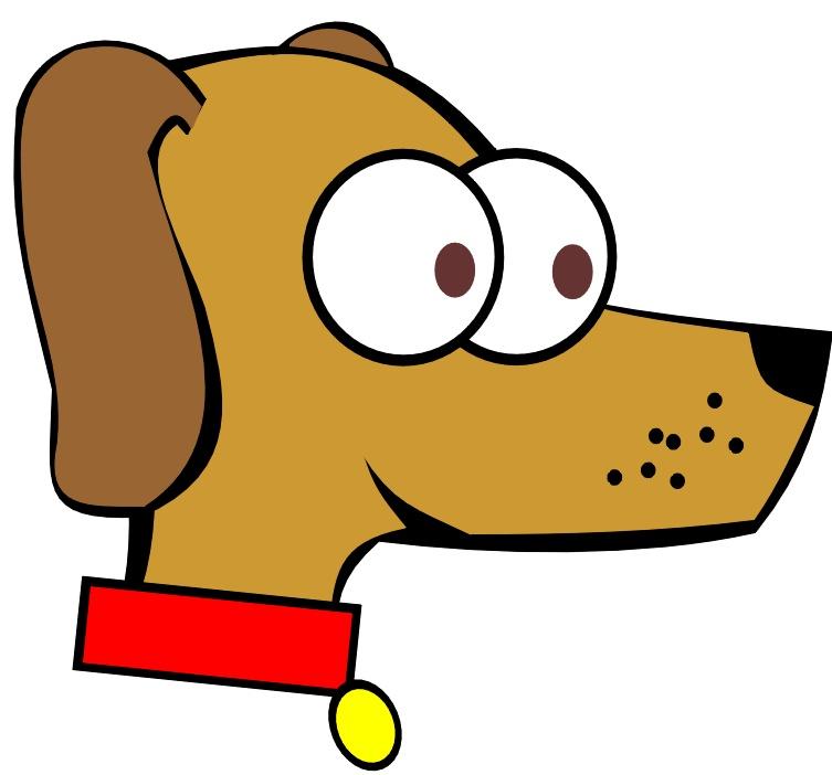 753x702 Cartoon Dog House