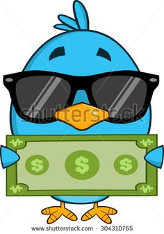 Cartoon Dollar Bill Clipart
