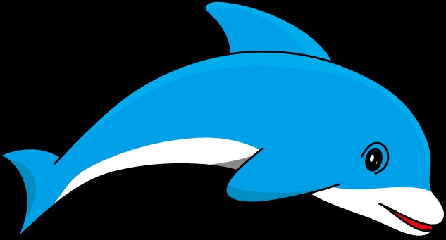 633x341 Dolphin Clipart Sad