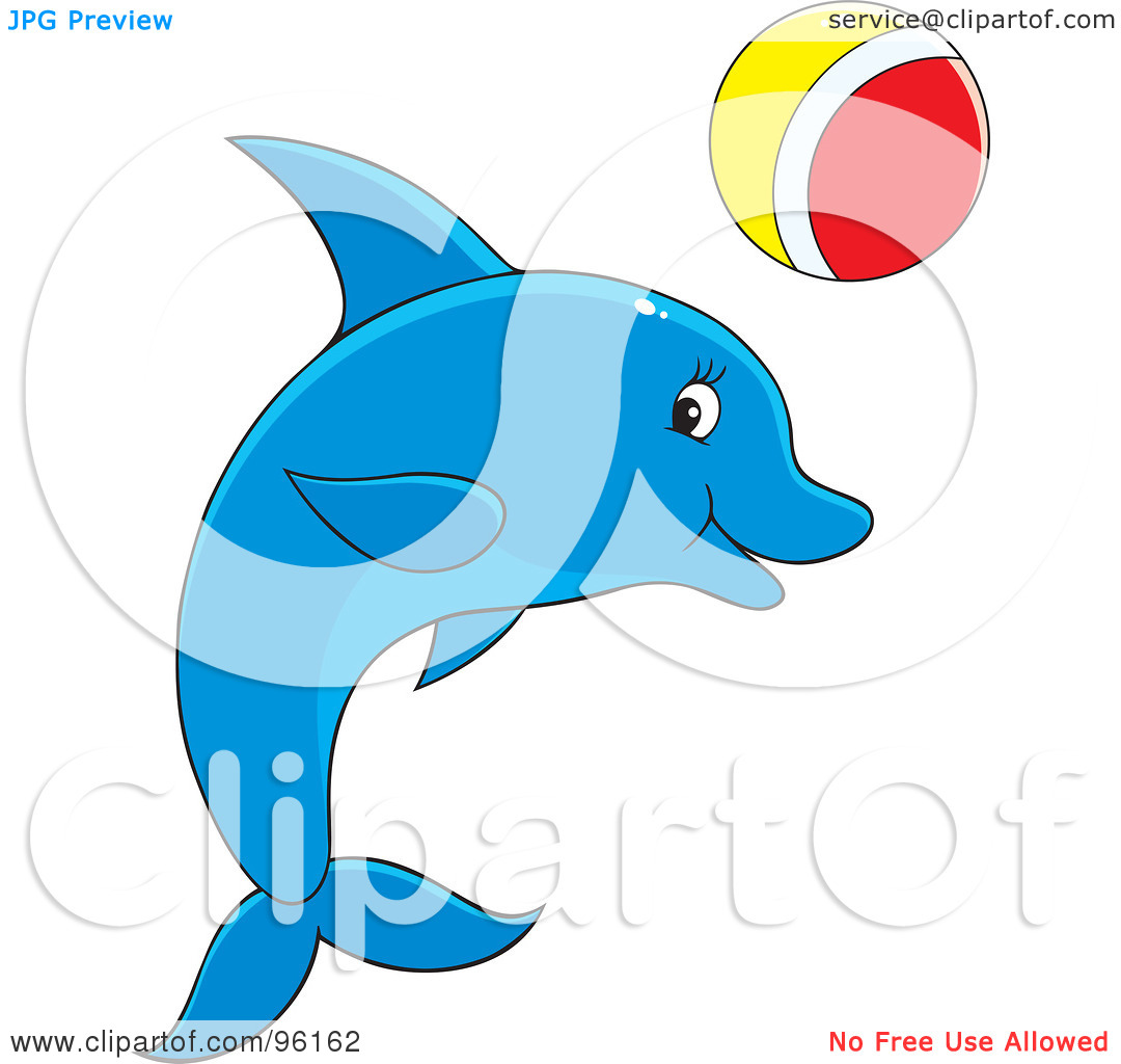 1080x1024 Playing The Ball Dolphin Clipart, Explore Pictures