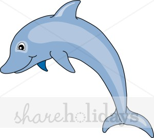 300x270 Cartoon Dolphin Clipart Party Clipart Amp Backgrounds