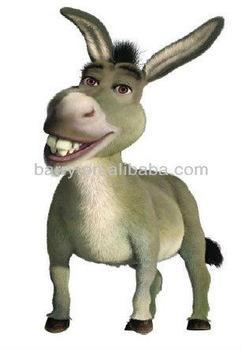 242x350 Latest Inflatable Donkey Cartoon Hot Sale