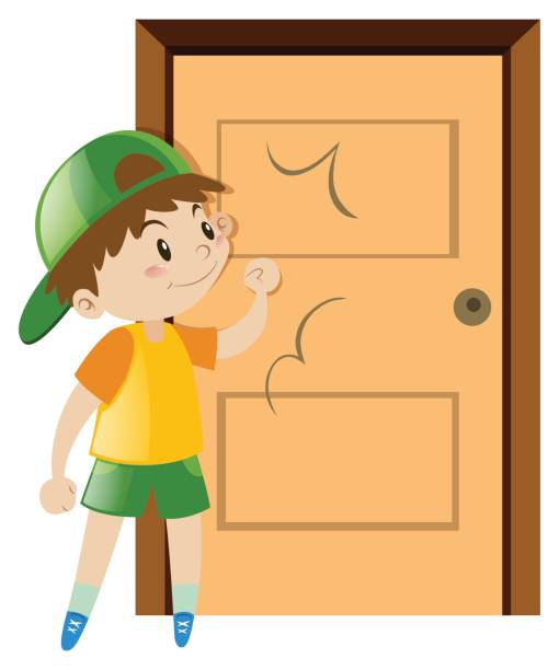 510x612 Knocking On A Door Clipart Amp Knocking On A Door Clip Art Images
