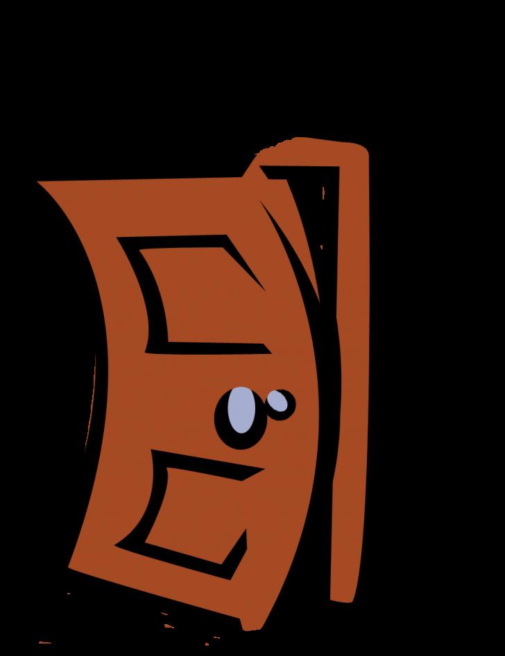 728x947 Door Clip Art