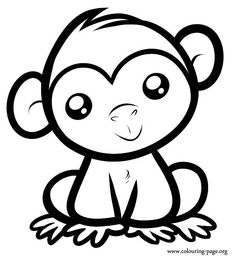 236x260 Swinging Monkey Cartoon