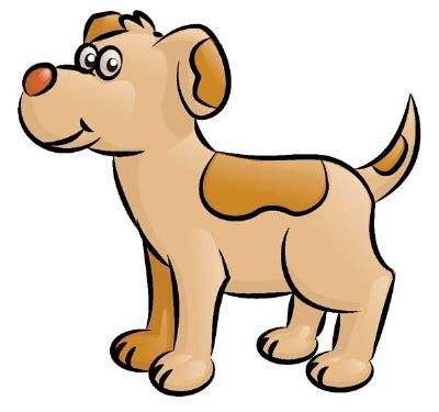 Cartoon Drawings Of Dogs