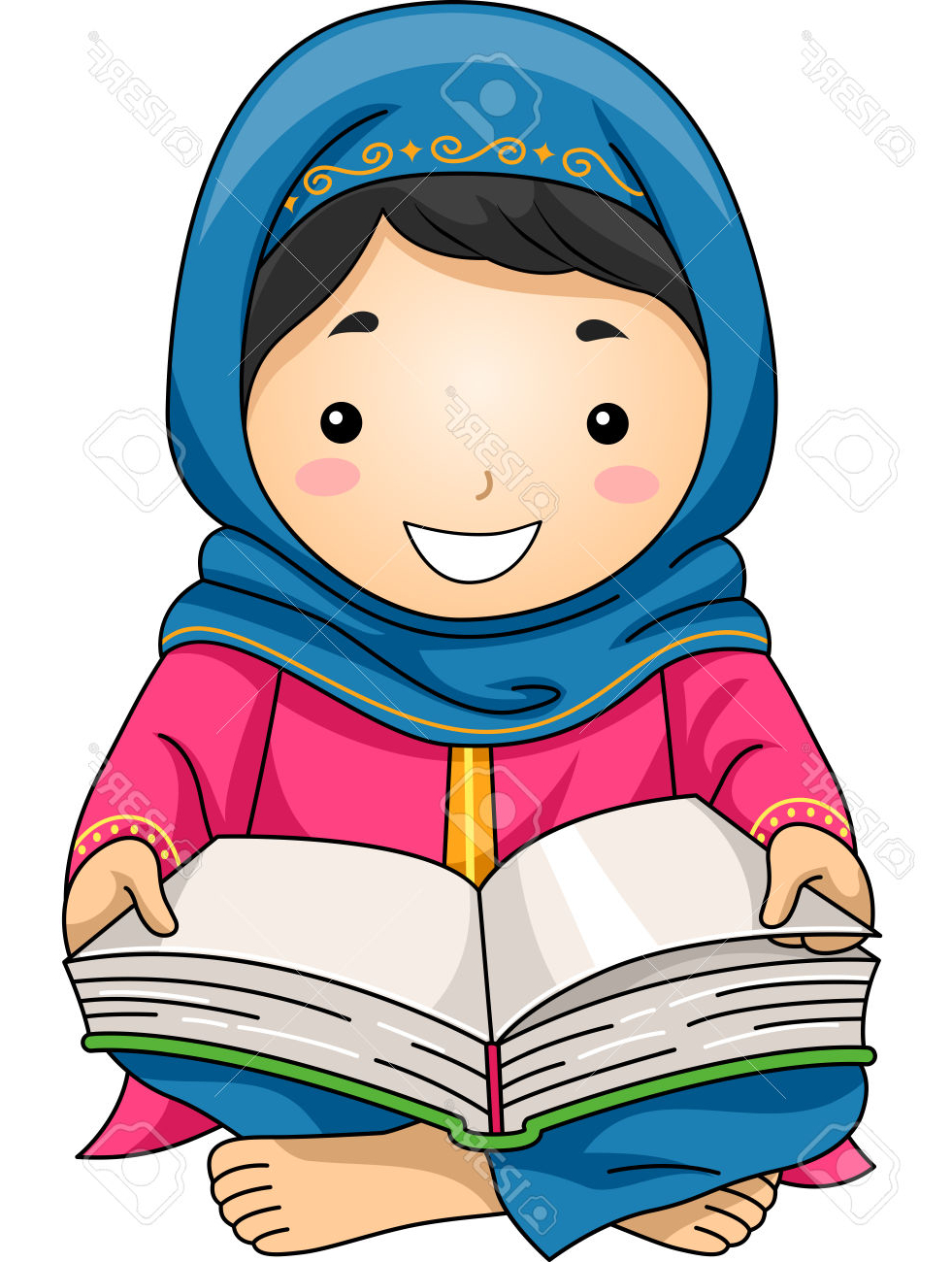 981x1300 Cartoon Drawings Of Muslim Girls A Cute Muslim Girl Cartoon