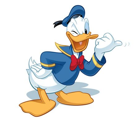 Cartoon Duck Pictures For Kids