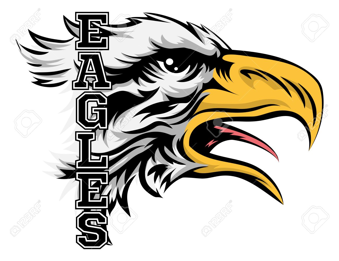 1300x999 Images Of Eagle Mascots