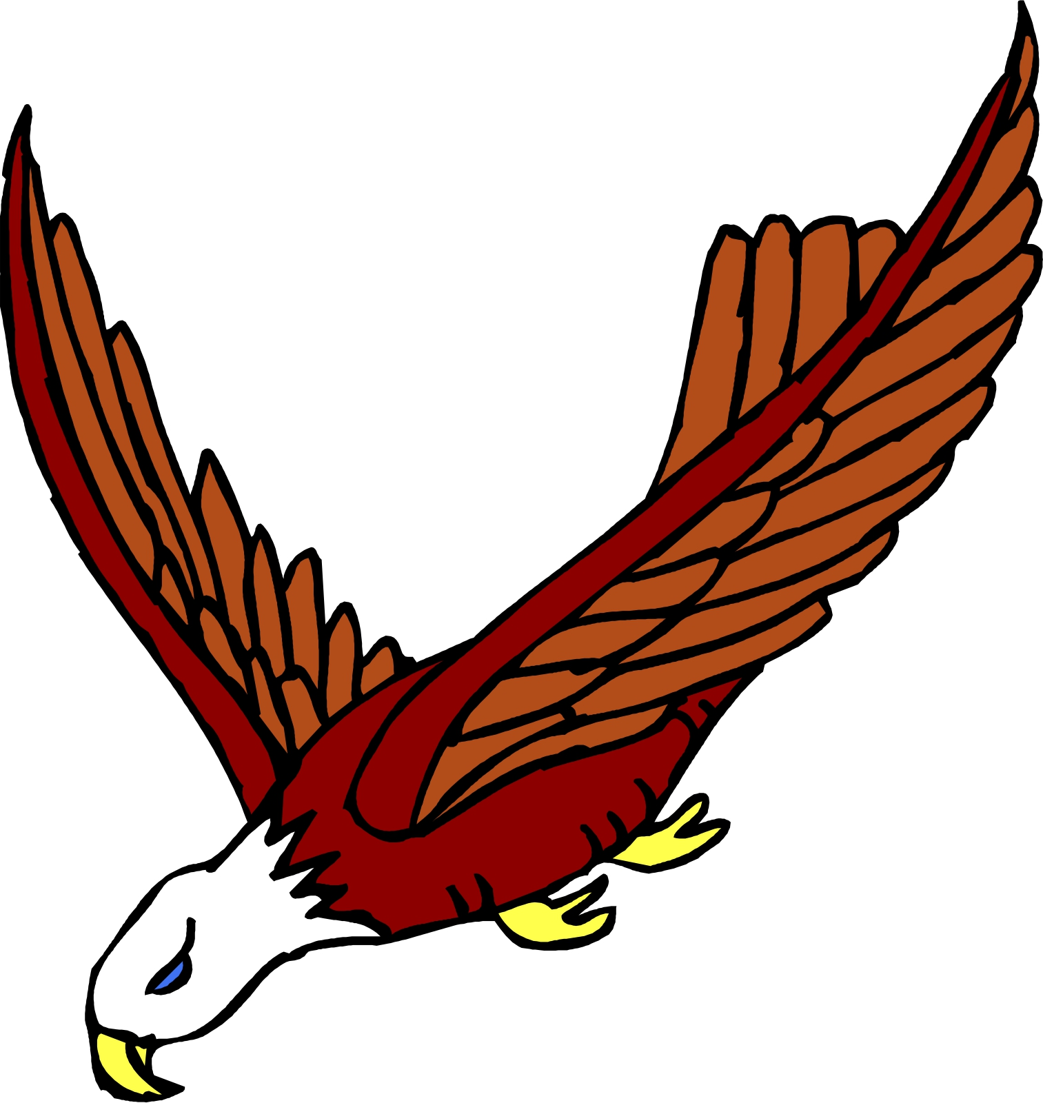 1513x1600 Pictures Of Cartoon Eagles