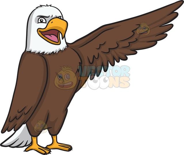640x540 Eagles Clipart
