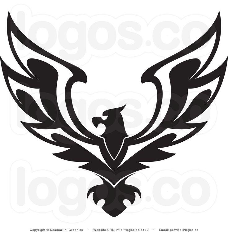 736x750 41 Best American Eagle Cartoon Art Tattoo Images