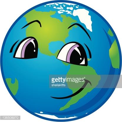 414x414 Cartoon Earth Group