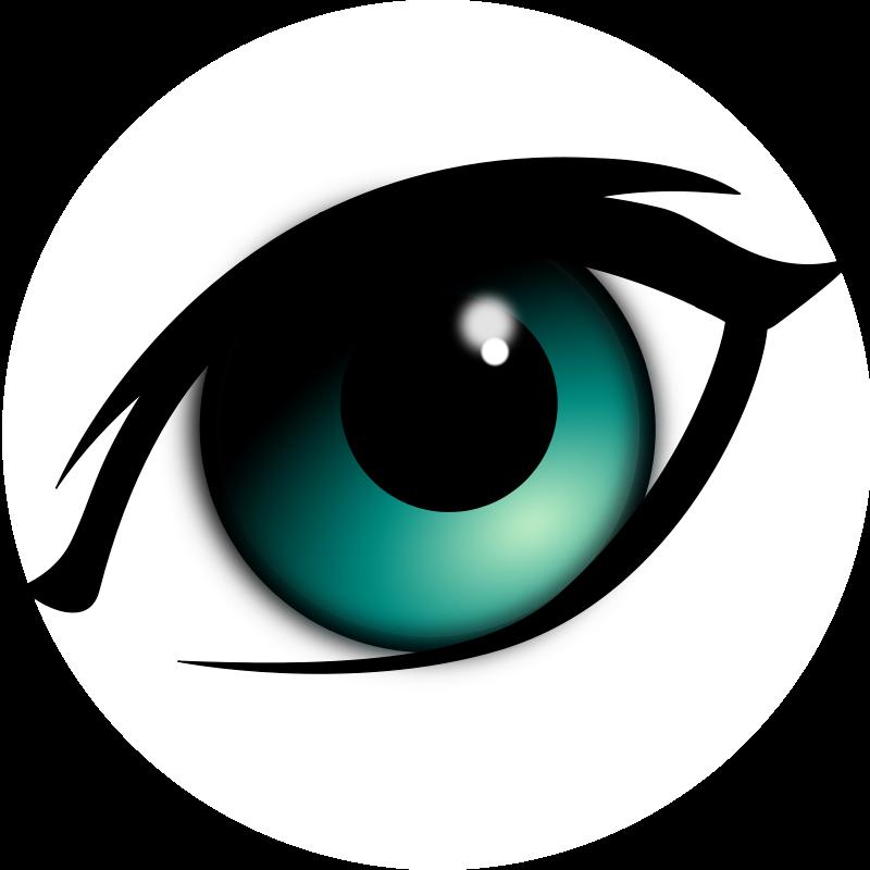 800x800 Eyeball Eye Clipart Or Cartoon Image 2