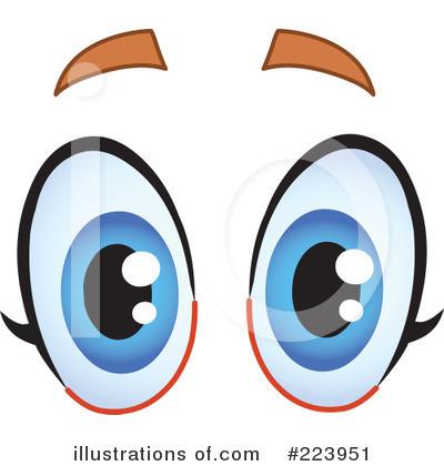 400x420 Arief Singo Cartoon Eyes Clip Art Free