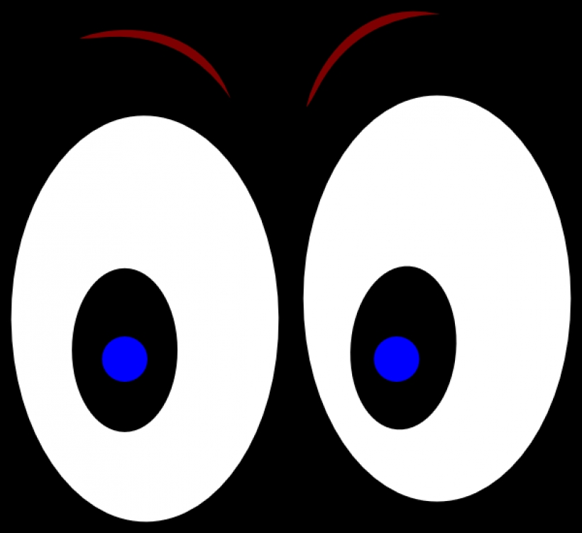 820x751 2 Eyes Clipart 2 Eyes Clipart Angry Cartoon Eyes Clip Art
