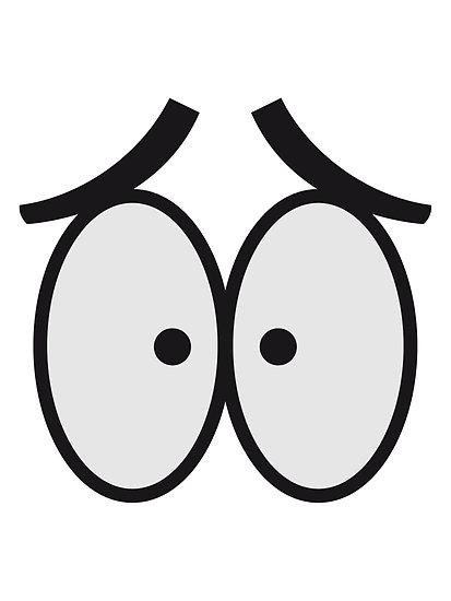 Cartoon Eyes Images Clipart | Free download on ClipArtMag
