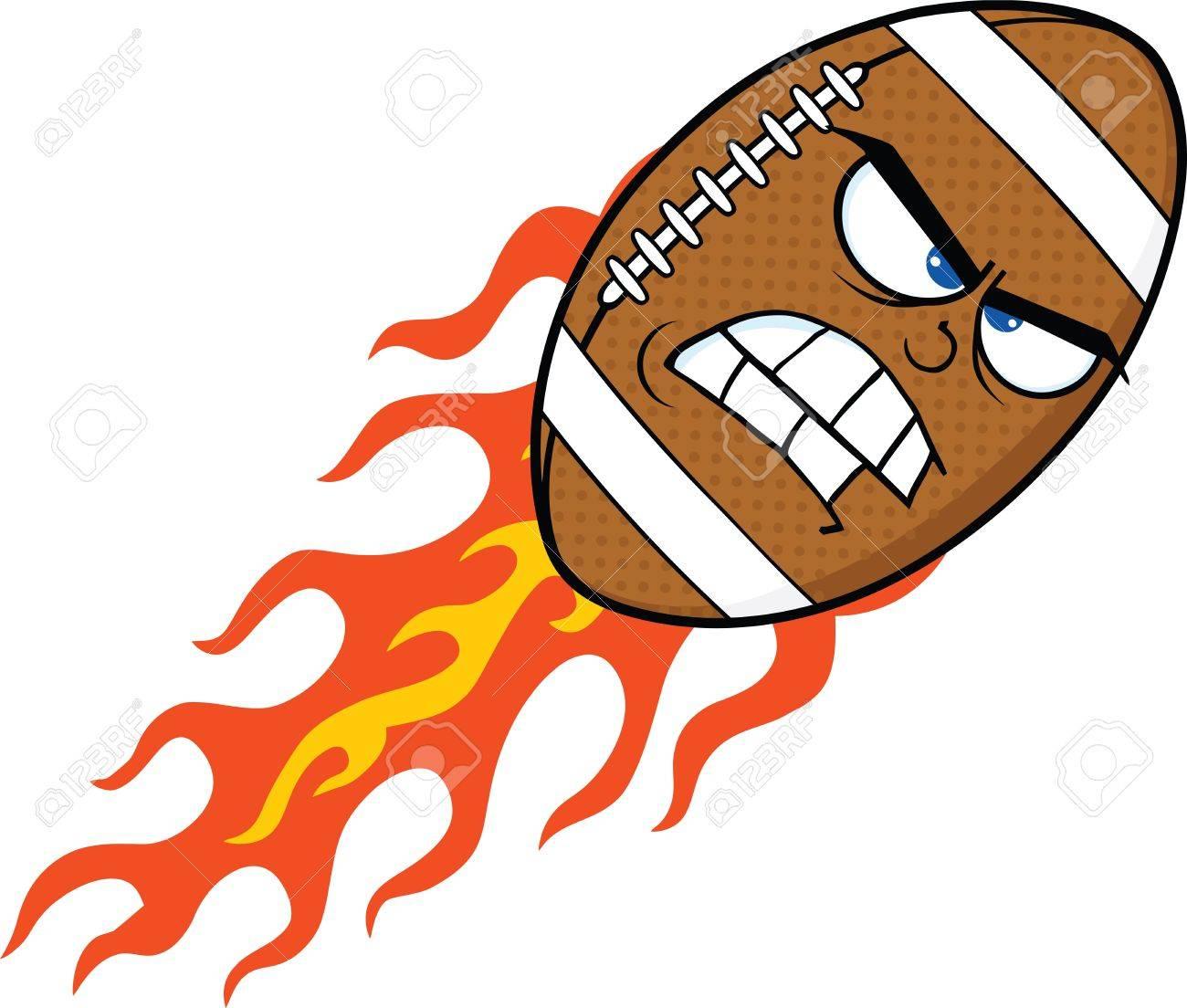 1300x1104 American Football On Fire Clipart Amp American Football On Fire Clip