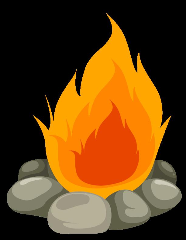 Cartoon Fire Png