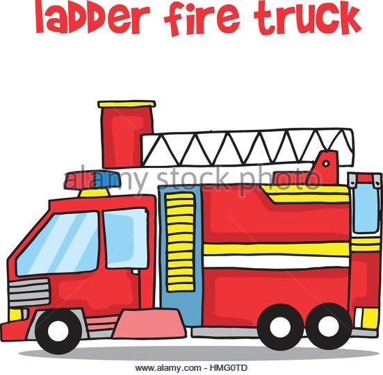 551x540 Vector Cartoon Fire Truck Stock Photos Amp Vector Cartoon Fire Truck