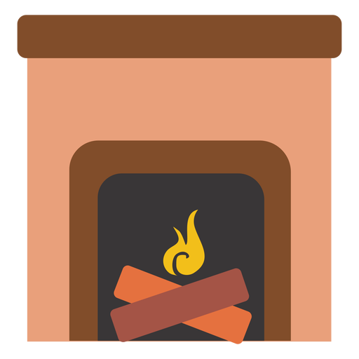Cartoon Fireplaces | Free download on ClipArtMag