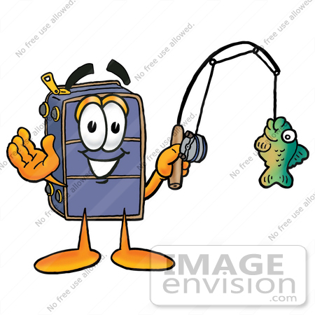 450x450 Royalty Free Fishing Rod Stock Clipart Amp Cartoons Page 1