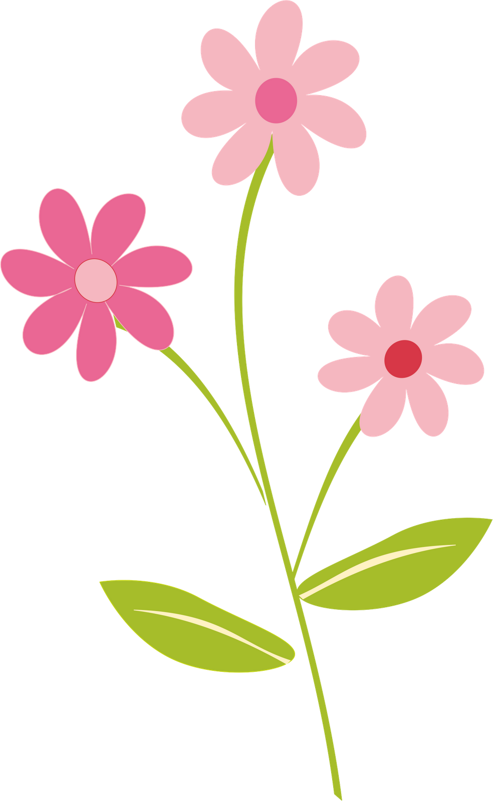 Cartoon flowers cliparts free download best cartoon flowers 984x1600 pretty clipart cute flower mightylinksfo