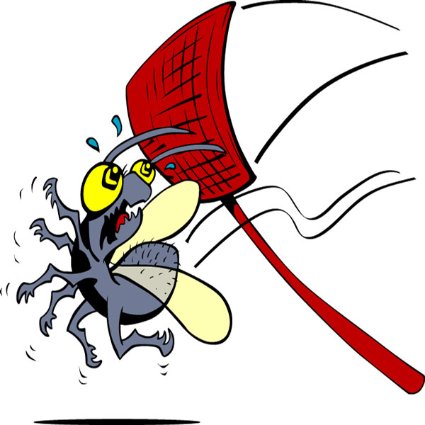 600x600 Bugs Clipart Fly Swatter Pencil And In Color Bugs Clipart Fly