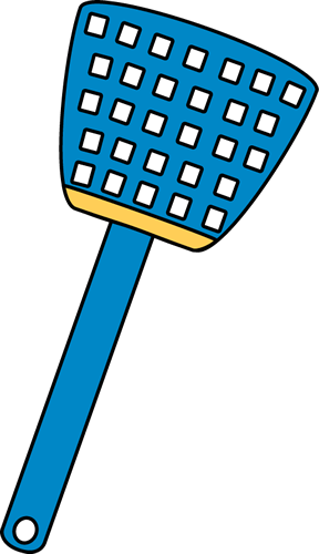 288x500 Bugs Clipart Fly Swatter Pencil And In Color Bugs Clipart Fly