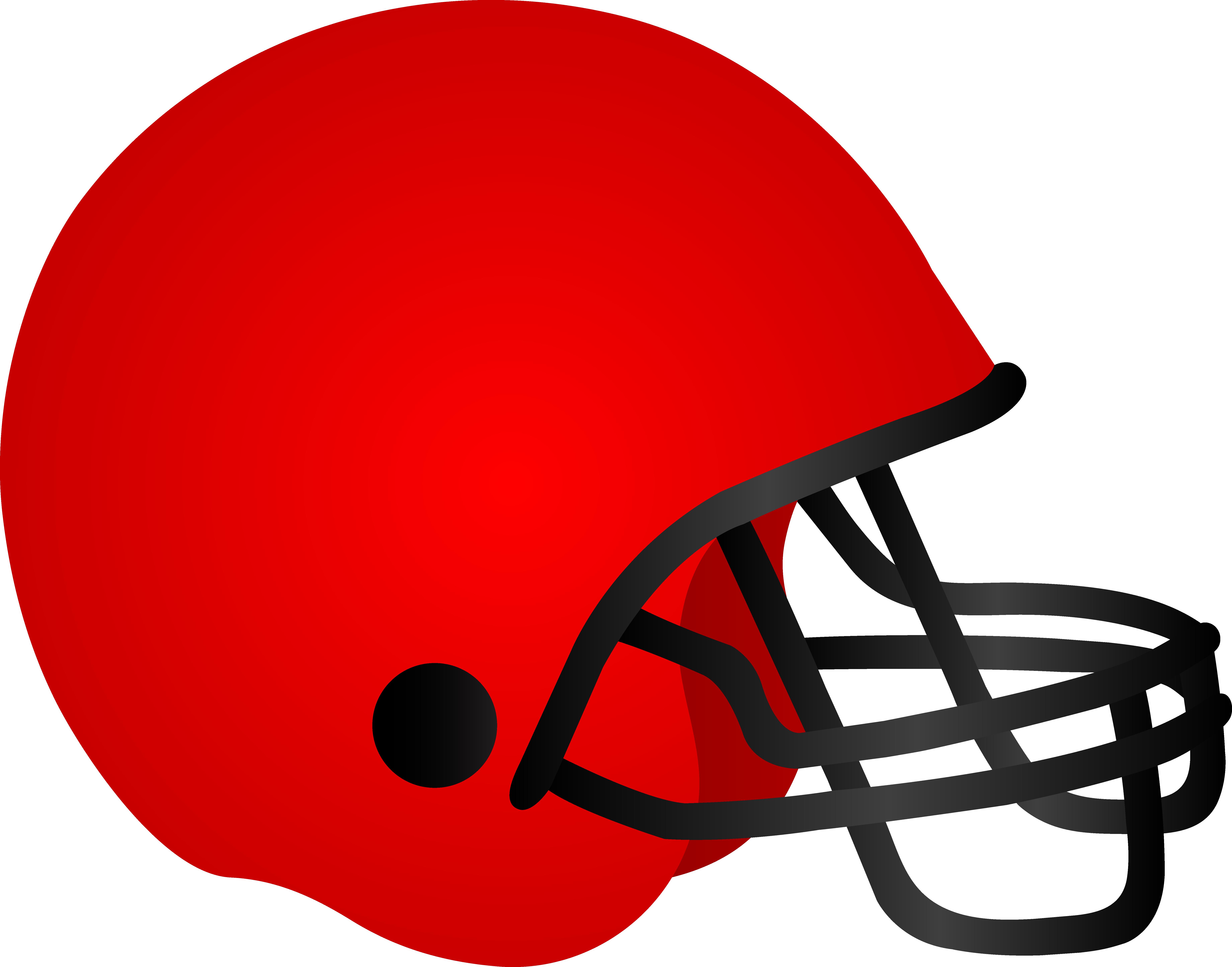 7362x5777 Red Football Helmet