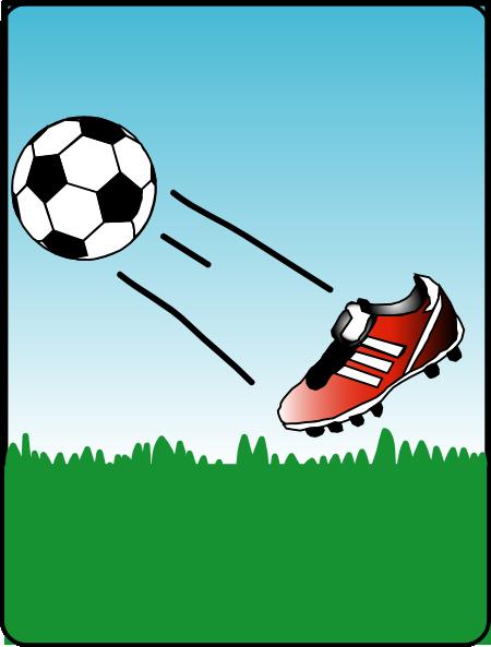 450x593 Soccerball Clip Art