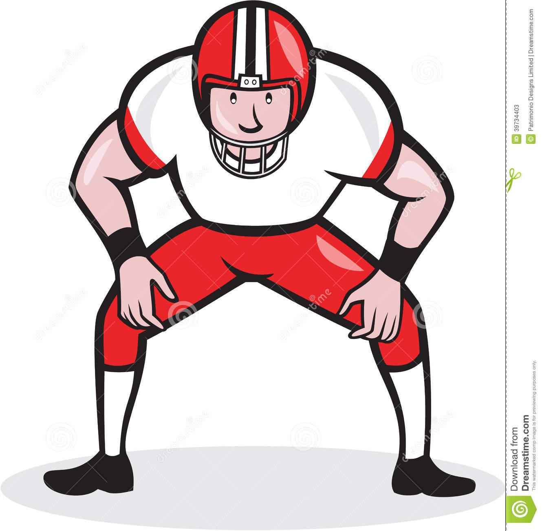 1330x1300 Cartoon Football Player Clipart
