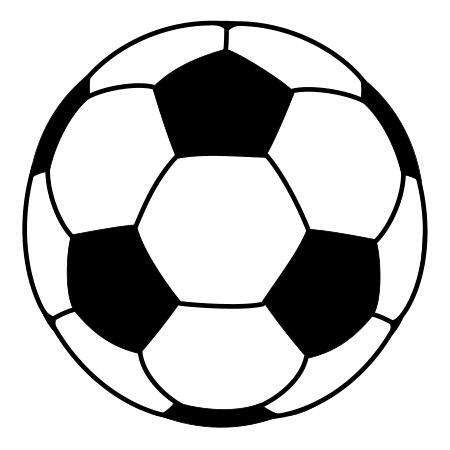 450x450 Drawn Football Simple