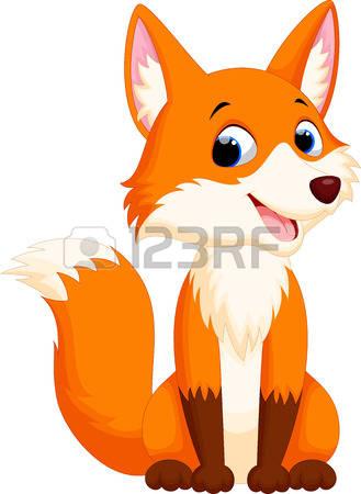 329x450 Cartoon Fox Clipart, Explore Pictures