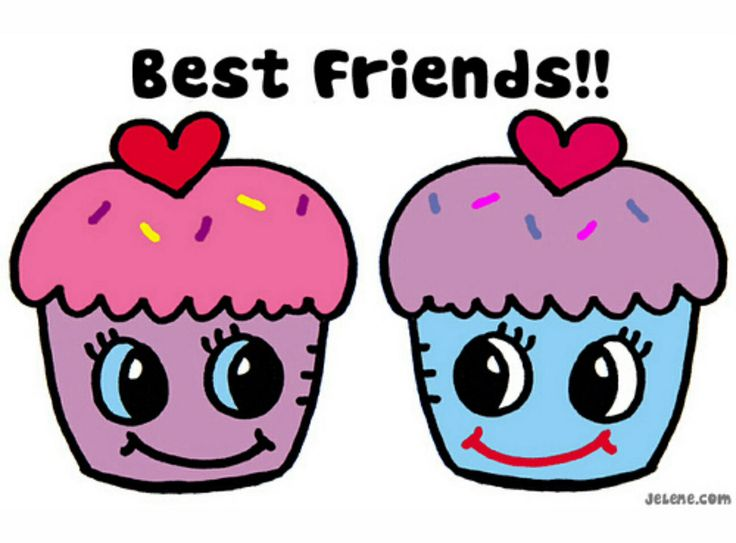 Cartoon Friend Pictures