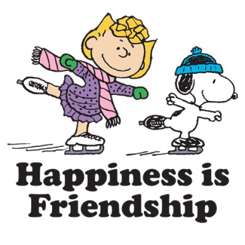 Cartoon Friendship Images