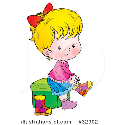 400x420 Get Dressed Clipart