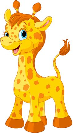 Cartoon Giraffe Face Clipart | Free download on ClipArtMag